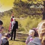 17.mai tale Johannes Nedreboe - Idsal 1976