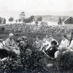 Idsal og Sørevoll i bakgrunnen