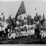 Idse 17.mai 1921 paa Storevaret