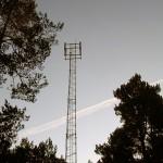 Telenor masta på Storevaret