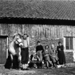 Tormod Sr tidlig 60-tall - Tomine nr to fra hoyre
